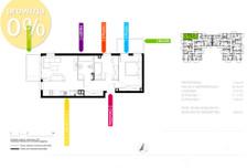 Mieszkanie na sprzedaż, Siewierz Jeziorna, 51 m²
