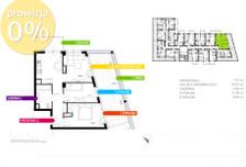 Mieszkanie na sprzedaż, Gliwice Stare Gliwice, 52 m²