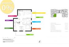 Mieszkanie na sprzedaż, Siewierz Jeziorna, 56 m²