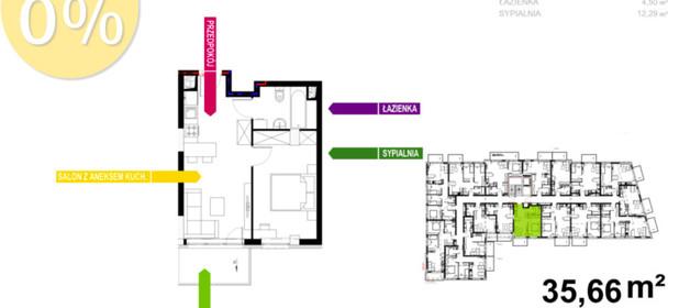 Mieszkanie na sprzedaż 35 m² Gliwice Stare Gliwice Kozielska - zdjęcie 2