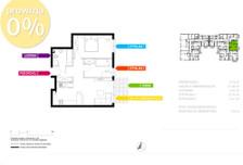 Mieszkanie na sprzedaż, Siewierz Jeziorna, 54 m²