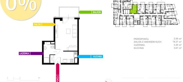 Mieszkanie na sprzedaż 29 m² Gliwice Stare Gliwice Kozielska - zdjęcie 2
