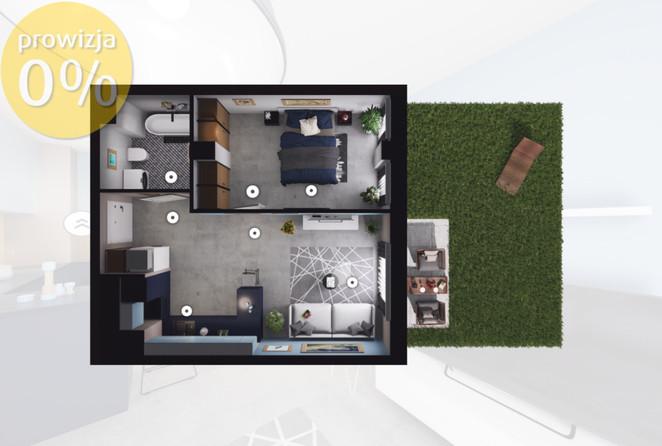 Morizon WP ogłoszenia   Mieszkanie na sprzedaż, Sosnowiec Sielec, 41 m²   4516