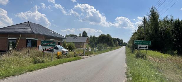 Działka na sprzedaż 1119 m² Myszkowski (Pow.) Poraj (Gm.) Kuźnica Stara Kuźnica-Folwark - zdjęcie 3
