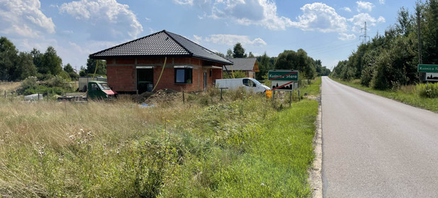 Działka na sprzedaż 1119 m² Myszkowski (Pow.) Poraj (Gm.) Kuźnica Stara Kuźnica-Folwark - zdjęcie 2