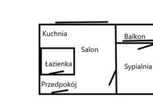 Mieszkanie na sprzedaż, Chorzów Chorzów Batory, 35 m²