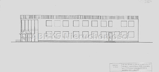 Fabryka, zakład do wynajęcia 1950 m² Bartoszycki Górowo Iławeckie - zdjęcie 1