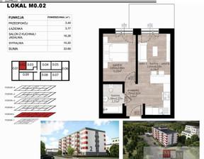 Mieszkanie na sprzedaż, Opole, 34 m²