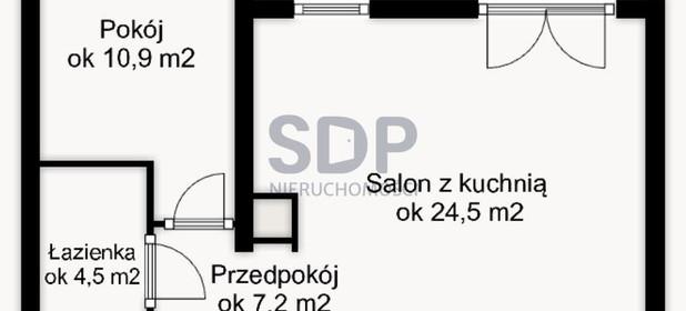Mieszkanie na sprzedaż 47 m² Wrocław Krzyki Jagodno - zdjęcie 1