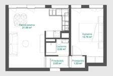 Mieszkanie na sprzedaż, Wrocław Szczepin, 43 m²