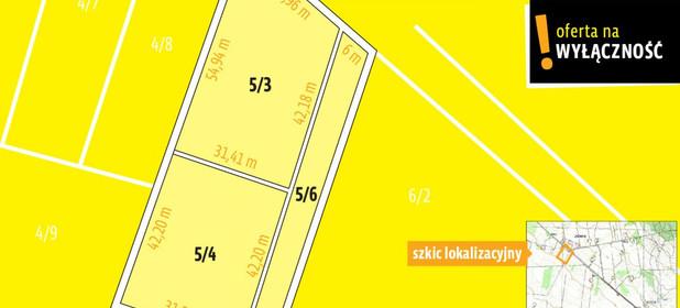Działka na sprzedaż 1460 m² Kielecki Bieliny Lechów - zdjęcie 2