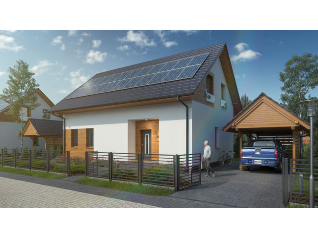 Morizon WP ogłoszenia   Dom w inwestycji Zielone Osiedle - Domy Jednorodzinne, Kołobrzeg, 134 m²   7490