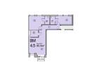 Mieszkanie w inwestycji Deo Plaza, Gdańsk, 86 m² | Morizon.pl | 9583 nr2