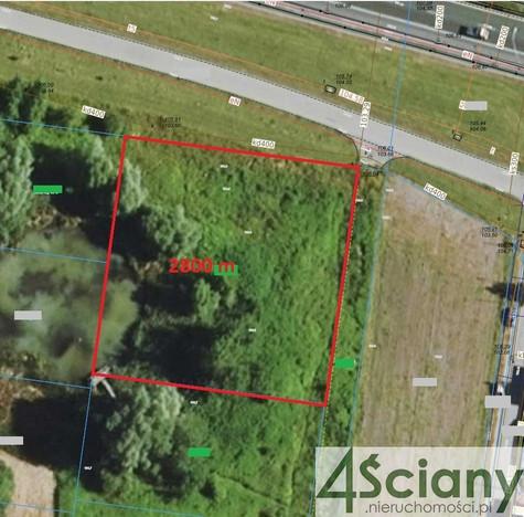 Działka na sprzedaż, Michałowice, 2800 m²   Morizon.pl   8908