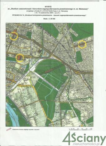Działka na sprzedaż, Warszawa Wawer, 31680 m² | Morizon.pl | 4376