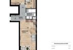 Mieszkanie na sprzedaż, Bydgoszcz Fordon, 58 m² | Morizon.pl | 7318 nr7