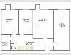 Mieszkanie na sprzedaż, Warszawa Wola, 74 m²