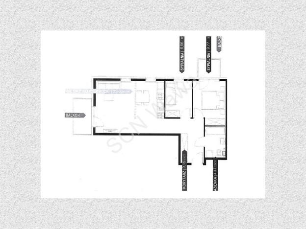 Morizon WP ogłoszenia | Mieszkanie na sprzedaż, Warszawa Białołęka, 57 m² | 7995