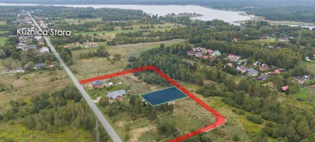 Działka na sprzedaż 1119 m² Myszkowski Poraj Kuźnica Stara Kuźnica-Folwark - zdjęcie 1
