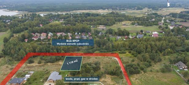 Działka na sprzedaż 1119 m² Myszkowski Poraj Kuźnica Stara Kuźnica-Folwark - zdjęcie 2