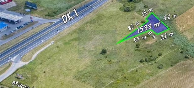 Działka na sprzedaż 1533 m² Myszkowski Koziegłowy - zdjęcie 1