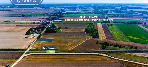 Działka na sprzedaż 1705 m² Częstochowski Mykanów Kasztanowa - zdjęcie 3