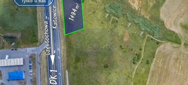 Działka na sprzedaż 1494 m² Myszkowski Koziegłowy - zdjęcie 2