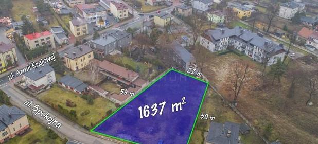 Działka na sprzedaż 1681 m² Myszkowski Poraj Spokojna - zdjęcie 1