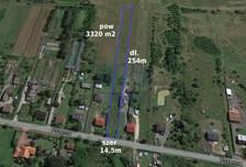 Działka na sprzedaż, Huta Stara A Pszenna, 3320 m²