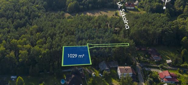 Działka na sprzedaż 861 m² Myszkowski Żarki Ostrów Szkolna - zdjęcie 1
