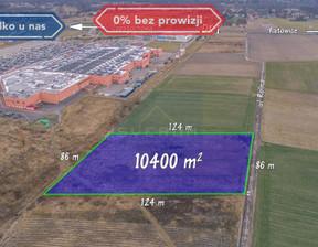 Działka na sprzedaż, Poczesna, 10400 m²