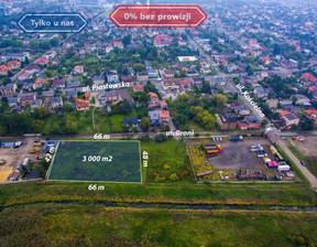 Działka na sprzedaż, Częstochowa Stradom, 3000 m²