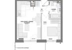 Mieszkanie do wynajęcia, Gdańsk Kazimierza Wielkiego, 36 m²   Morizon.pl   3644 nr11