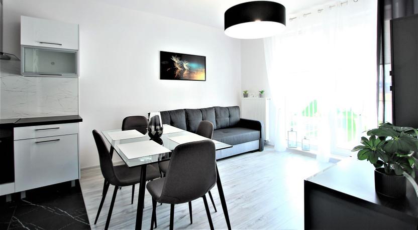 Mieszkanie do wynajęcia, Gdańsk Kazimierza Wielkiego, 36 m²   Morizon.pl   3644