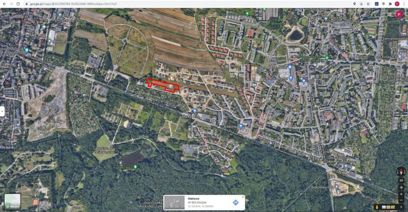 Działka na sprzedaż, Siemianowice Śląskie, 9715 m²   Morizon.pl   2125