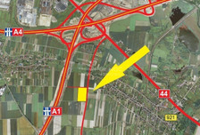 Działka na sprzedaż, Gliwice Sośnica, 23243 m²