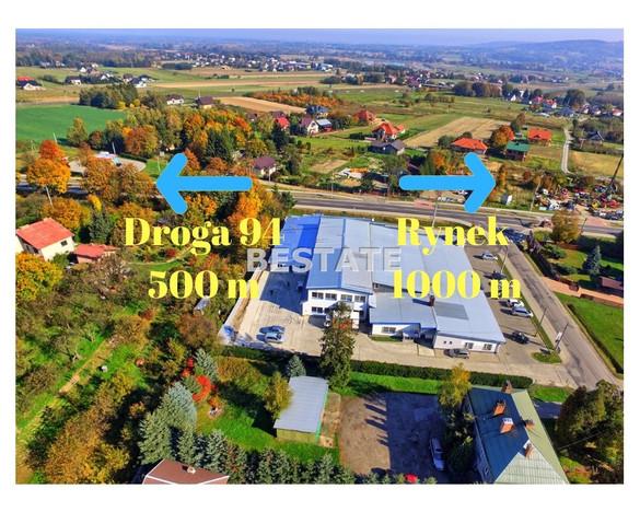 Lokal użytkowy do wynajęcia, Pilzno, 895 m² | Morizon.pl | 1881