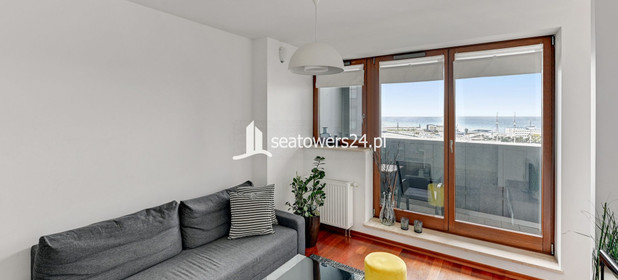 Mieszkanie na sprzedaż 42 m² Gdynia Śródmieście Hryniewickiego, Sea Towers - zdjęcie 1