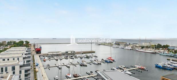 Mieszkanie na sprzedaż 42 m² Gdynia Śródmieście Hryniewickiego, Sea Towers - zdjęcie 3