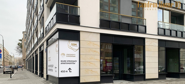 Lokal gastronomiczny do wynajęcia 261 m² Warszawa Wola Warszawa Wola Ogrodowa - zdjęcie 3