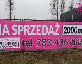 Działka na sprzedaż, Toruń, 2023 m²