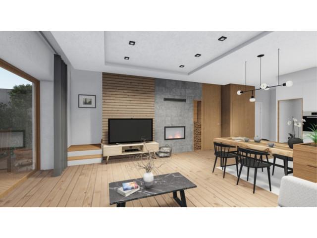 Morizon WP ogłoszenia | Dom w inwestycji Kapitańska Eco, Tczew, 104 m² | 0720