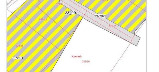 Działka na sprzedaż 7680 m² Wejherowski Szemud Kamień Jastrzębia - zdjęcie 2