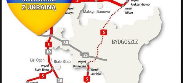 Działka na sprzedaż 1875 m² Bydgoszcz M. Bydgoszcz Miedzyń - zdjęcie 3