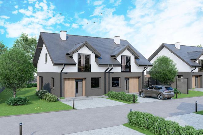 Morizon WP ogłoszenia | Dom na sprzedaż, Habdzin, 100 m² | 1554