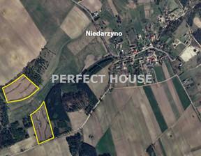 Działka na sprzedaż, Niedarzyno, 58517 m²