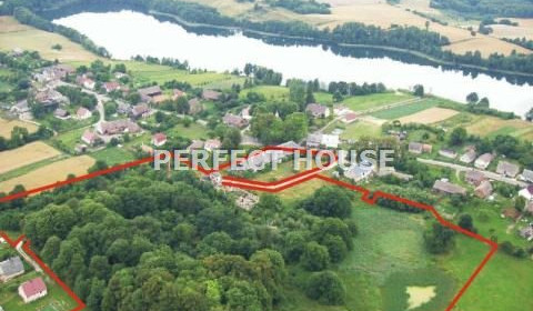 Działka na sprzedaż 51716 m² Drawski Ostrowice Dołgie - zdjęcie 1