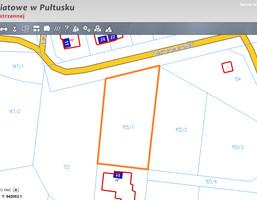 Morizon WP ogłoszenia | Działka na sprzedaż, Popławy Nadnarwiańska, 1611 m² | 8434