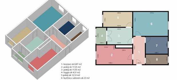 Mieszkanie na sprzedaż 94 m² Wrocław Krzyki - zdjęcie 1