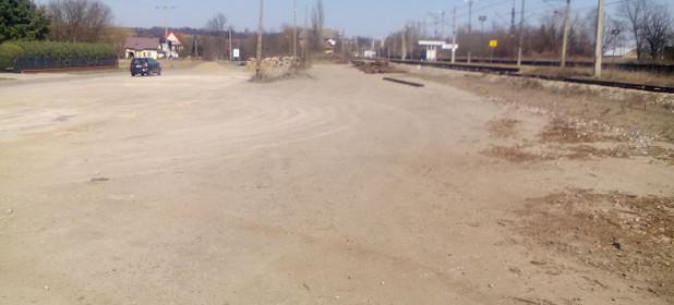 Działka do wynajęcia 2700 m² Sandomierski Dwikozy Kolejowa - zdjęcie 1